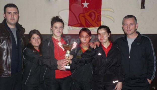 Meriç ÇPL'den rekor başarı