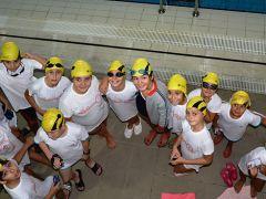 Bahçeşehir Olimpiyat etkinliklerine katıldı
