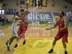 İran şampiyonu Olin'e dayanamadı