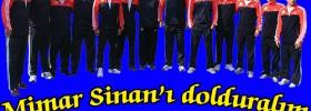 Mimar Sinan'ı dolduralım