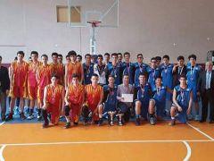 Genç Erkekler B'de Potanın Şampiyonu Bahçeşehir