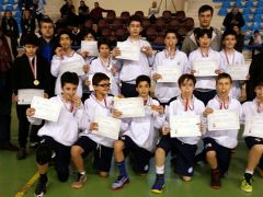 Marmara'nın Küçük şampiyonları belirlendi