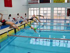 Havuzun küçük şampiyonları