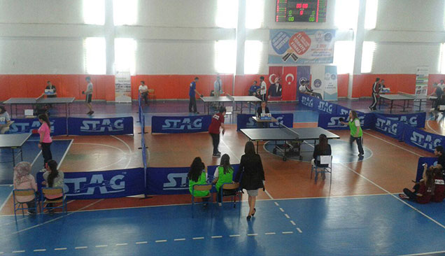 Türkiye şampiyonası başladı