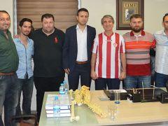 Edirnespor'da bir imza iki müjde