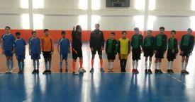 Yıldızlarda Futsal Heyecanı