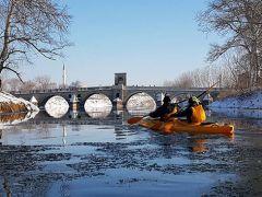 EDOSK'tan karlı buzlu yılbaşı etkinliği
