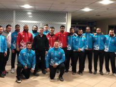 Şampiyona'ya Edirne'de hazırlandılar