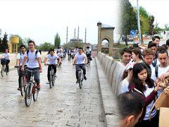 Pedallar Turizm İçin Çevrildi