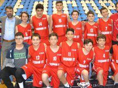 U-13 şampiyonu FSM