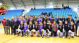 Basketbol REKORLA bitti – Video Haber