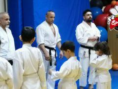 Karatede Güner-Akkaya işbirliği