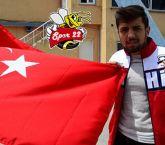 Şahi'nin Selamı Dünya şampiyonasından geldi